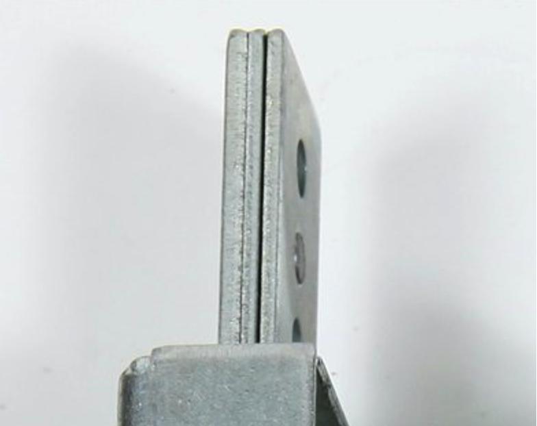 Los cerrojos de las cerraduras acorazadas serie 1.8270 son de 6,5 mm de espesor para contrarrestar eficazmente los intentos de forzarlas.
