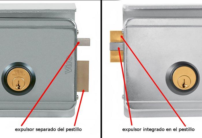 como instalar cerradura electrica yale