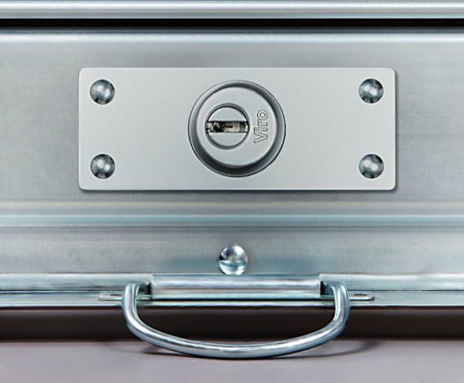 Cerraduras seguras para garajes tiendas y almacenes for Club sicurezza viro